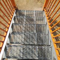Buy cheap trailer decking metal grate / heavy duty catwalk decking grating from wholesalers