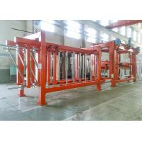 Best Professional AAC Block Vertical Cutting Machine For Fly Ash Block Plant wholesale