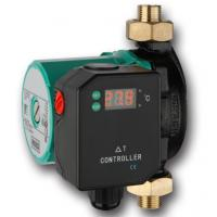 China Wilo RS15/6 hot water circulation pump with temperature difference controller on sale
