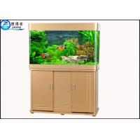 Best Wall Mounted Custom Fish Tanks Upscale Atmosphere For Office Decoration wholesale