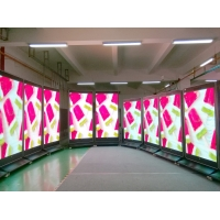 Best 640*1920 SMD2121 Indoor LED Video Wall 1R1G1B 1000cd/M2 wholesale