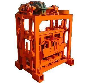 Best Block Machinery, Brick Machinery, Concrete Block Machine (QT40-2) wholesale
