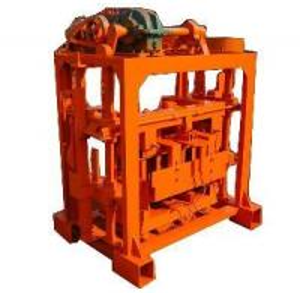 Best Small Manual Concrete Brick Making Machine QT40-2 wholesale
