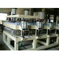 China Extrusion PVC Foam Board Machine with Twin Screw Design CE / ISO9001 on sale