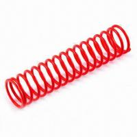 Buy cheap Compression Spring, Customized Orders Accepted, Special Springs Manufacturer from wholesalers