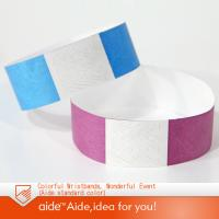 Buy cheap Tyvek Solid wristband-TVK250 from wholesalers