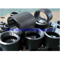 China Steel Elbow / Tee / Reducer Forged Pipe Fittings ASTM A182 F48 F49 on sale