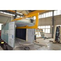 China Low Noise U Shape Container Loading Glass Handing Machine Stable Working on sale