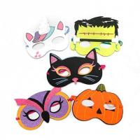 China Easy Halloween Painting Crafts Unique Kids Halloween Party Decorations on sale