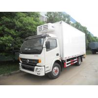 Cheap 4x2 vegetable transport truck refrigerated vehicle, Refrigerated truck for sale