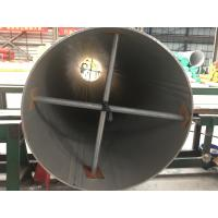 Best ASTM A358 Standard Ss Welded Pipe High Durability For Mining / Chemical Industry wholesale