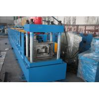 Best Rolling Shutter Forming Machine for Rolling Steel Doors with 7.5kw Main Motor wholesale