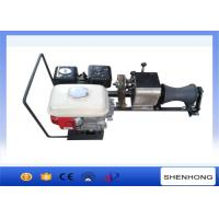 China Mechanical Honda Gas Powered Winch , Reasonable Gas Powered Rope Winch on sale