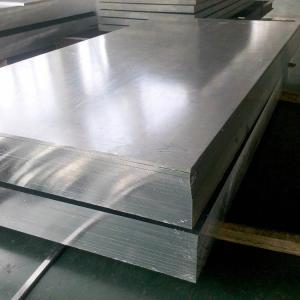 Best H116 / H321 Temper Marine Grade Aluminium Plate 800 - 2800mm Width Flat Clean Surface wholesale