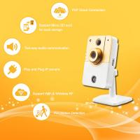 China Two Way Audio Smart Home IP Camera System , Small Cctv Camera With Wifi on sale
