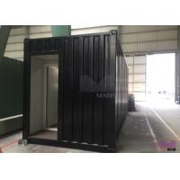 Best Mobile 20ft Prefab Container Homes Durable Structure For Living Residence wholesale