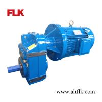 China F series Parallel shaft helical geared motor/gear reducer/speed reducer on sale