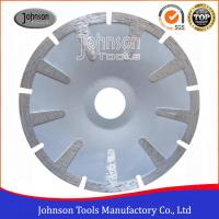Best 125mm Diamond Stone Cutting Blades For Circular Saw T Shaped Protection Type wholesale