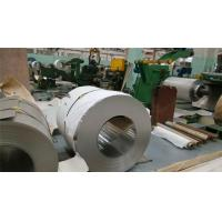 China AISI 301 Precision Stainless Steel Strip Roll / Thin Steel Strips Industry on sale