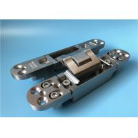 Cheap Stainless Steel 3D Concealed Hinges Soss Door Hinges 5 Year Service Life for sale