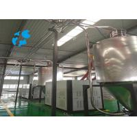 China Durable Industrial Hot Air Dryer Machine / Plastic Pellet Dryer CE Certification on sale