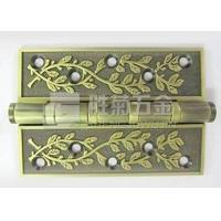 China Residential brass door hinge on sale