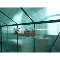 Best 6X10FT anodized strong aluminum greenhouse wholesale