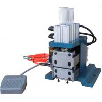 Flat Ribbon Cable Wire Stripping Machine Pneumatic Wire Stripper LM-3F