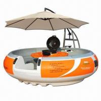 Best BBQ Donut Boat, BBQ Cooland, Party/Grill/Funny Boat Floating Platform wholesale