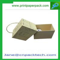 China Custom Printed Presentation Box Rigid Cardboard Boxes Hinged Lid & Base Set-Up Boxes Paper Gift Box on sale