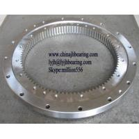 China 249DBS101y four point contact ball slewing bearing supplier,374x249x43 mm on sale
