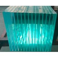 Clear Tempered Laminated Glass Sheets Doors Interior Sound Insulation
