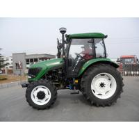 Cheap 4WD Small Farm Tractor With Diesel Engine Dry Dual Stage Type for sale