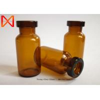 Best Small Volume Acid Washing Sample Bottles 22x50mm High Precision Logo Printing wholesale