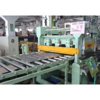 Best Mini Steel Slitting Lines , High Speed Cut To Length Line Machine wholesale