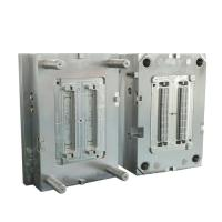 HDPE PP POM Injection Mold Components Plastic Moulded Parts Multi Or Single