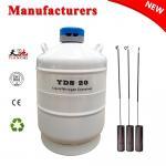Best TIANCHI Liquid Nitrogen Flask 20L Dewar Semen Container Animal Husbandry wholesale