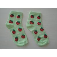 Best Warm Jacquard Knitted Cotton Baby Socks wholesale