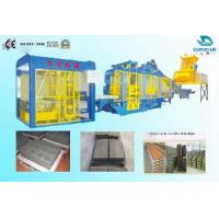 Best QT10-15 Brick Machinery wholesale