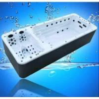 Best Portable Fiberglass Balboa Energy Smart Swimming Pool SPA (SRP-650) wholesale