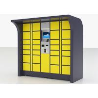 Best Intelligent Automated Parcel Lockers for Fresh Foods Fruits Vegetables Parcel Express Delivery wholesale