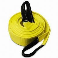 "Best 4"" Wide 2-Ply Recovery Tow Strap with 10"" Cordura Eyes wholesale"
