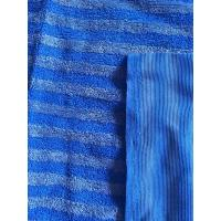 Best Microfiber 160cm Width Warp Knitting Blue Eight Grid Eight Twisted Cleaning Cloth wholesale