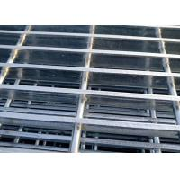Best Galvanised Steel Grating For Metal Grate Flooring Round Steel Cross Bar wholesale