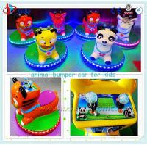 Best Sibo Electric Bumper Car Kids Bumper Car Games  Amusement Park wholesale