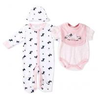 Best Spring Autumn Baby Clothes Gift Set 180G 100% Cotton  Interlock Nb - 9M wholesale