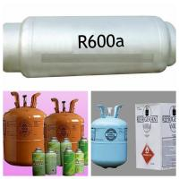 Best Refrigerant gas r600a 99.95% purity good quality wholesale