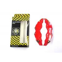 Best Universal Colored Brake Caliper Covers Stable With Rubber Shield In Each Side wholesale