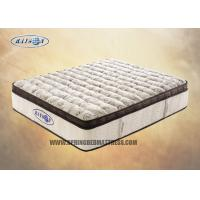 Best Comfortable Euro Top Compressed BS7177 Mattress With Bamboo Fabric wholesale