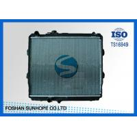 Buy cheap Cooling Heating Full Aluminum Radiator Hand Welded 544.5*54.5 Tank Brazing Core from wholesalers